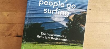 Reading Patagonia CEO's Book: Let My People Go Surfing