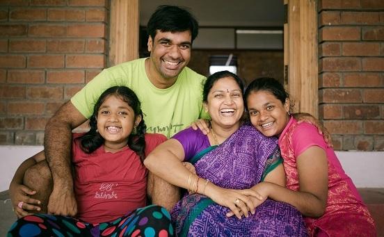 Kiruba-Family