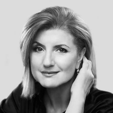 Life Lessons from Ariana Huffington