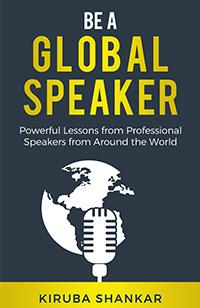 Be a Global Speaker