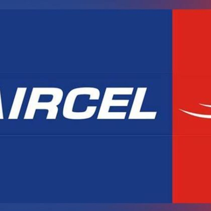 Goodbye Aircel, My Old Friend.